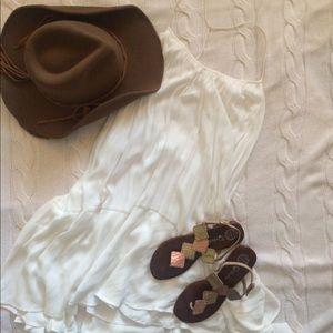 "Jeffrey Campbell ""Last Havana"" Leather Sandals"